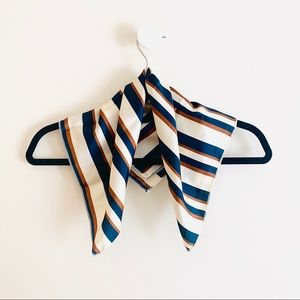 Accessories - Silky satin square scarf, bandana, hair tie...